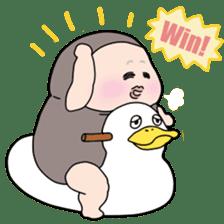 Plump plump! Mamdan-kun 3 sticker #8884077