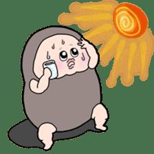 Plump plump! Mamdan-kun 3 sticker #8884078