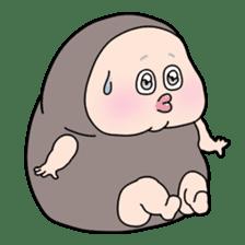 Plump plump! Mamdan-kun 3 sticker #8884080
