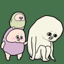 Plump plump! Mamdan-kun 3 sticker #8884091