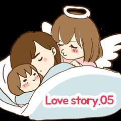 love story of hikori & hiroto Ver.05