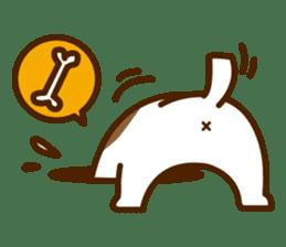 LOVE Jack Russell Terrier sticker #8892956