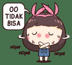 Cewek Aneh sticker #8896745