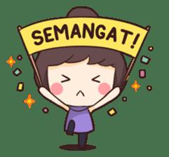 Cewek Aneh sticker #8896777