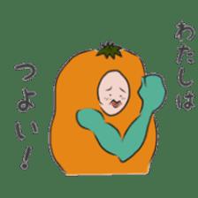 fruitman sticker #8907337