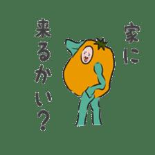 fruitman sticker #8907344