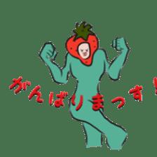 fruitman sticker #8907353