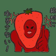 fruitman sticker #8907355