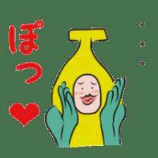 fruitman sticker #8907359