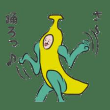 fruitman sticker #8907360