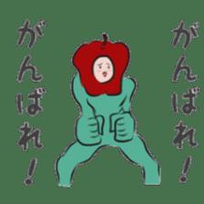fruitman sticker #8907373
