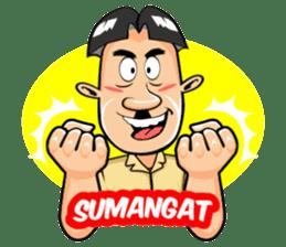 Mr. Sam sticker #8912048
