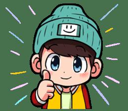 Beanie Boyz! sticker #8920418