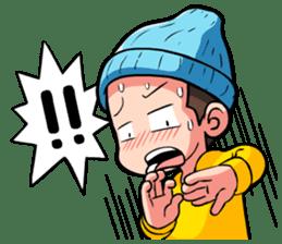 Beanie Boyz! sticker #8920443