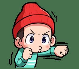 Beanie Boyz! sticker #8920444
