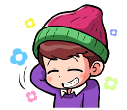 Beanie Boyz! sticker #8920446