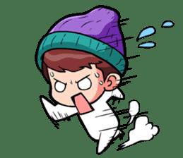 Beanie Boyz! sticker #8920451
