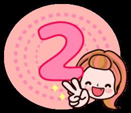 Pretty Kazuko Chan7 sticker #8930078