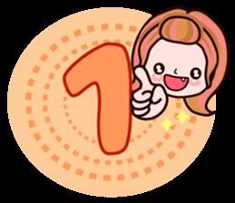Pretty Kazuko Chan7 sticker #8930079