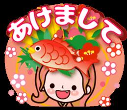 Pretty Kazuko Chan7 sticker #8930080