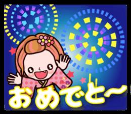 Pretty Kazuko Chan7 sticker #8930081