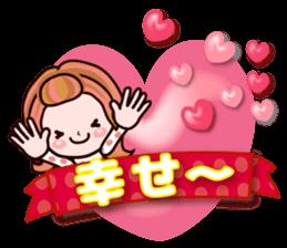 Pretty Kazuko Chan7 sticker #8930100