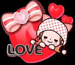 Pretty Kazuko Chan7 sticker #8930101
