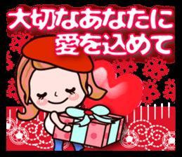 Pretty Kazuko Chan7 sticker #8930102
