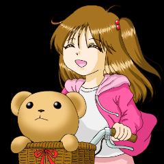 Teddy bear DANDY 4