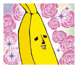 Elite Banana BANAO Celebrity Sticker sticker #8937458