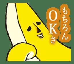 Elite Banana BANAO Celebrity Sticker sticker #8937462
