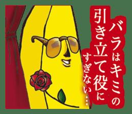 Elite Banana BANAO Celebrity Sticker sticker #8937466