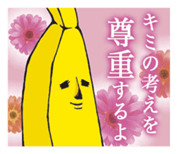 Elite Banana BANAO Celebrity Sticker sticker #8937481