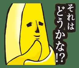 Elite Banana BANAO Celebrity Sticker sticker #8937482