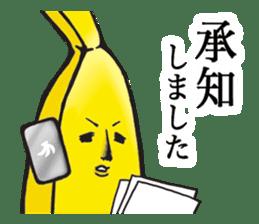 Elite Banana BANAO Celebrity Sticker sticker #8937485