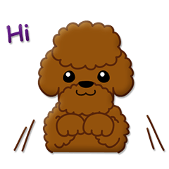 I Love Toy Poodle