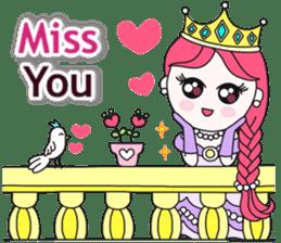 Princess Dala (En) sticker #8961274