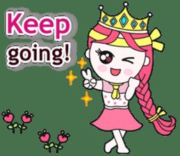Princess Dala (En) sticker #8961278