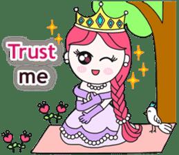 Princess Dala (En) sticker #8961279