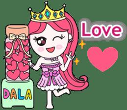 Princess Dala (En) sticker #8961283