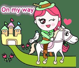 Princess Dala (En) sticker #8961287