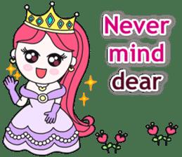 Princess Dala (En) sticker #8961294