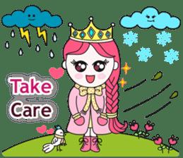 Princess Dala (En) sticker #8961308
