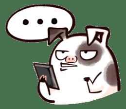 Ko Ko Pig sticker #8964737