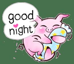 Ko Ko Pig sticker #8964742