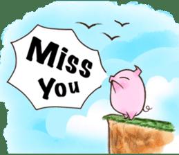 Ko Ko Pig sticker #8964743