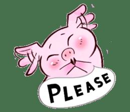 Ko Ko Pig sticker #8964745