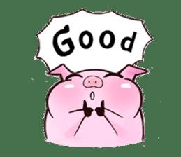 Ko Ko Pig sticker #8964751