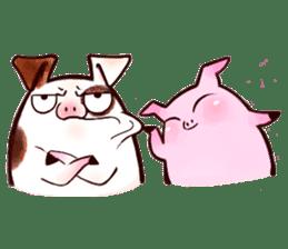 Ko Ko Pig sticker #8964754