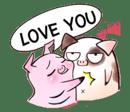 Ko Ko Pig sticker #8964756
